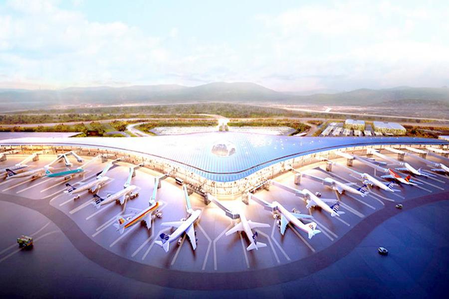 Dự án đất nền Hưng Thịnh, Căn hộ Q7 - Long Thành lọt top những sân bay được mong đợi nhất theo bình chọn của CNN