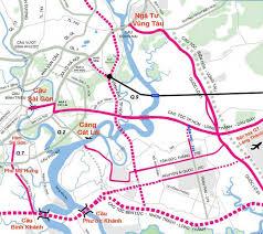 Dự án đất nền Hưng Thịnh, Căn hộ Q7 - Đề xuất xây đường liên vùng 4 kết nối Đồng Nai và TP.HCM