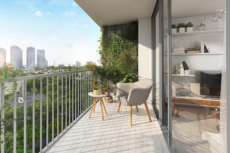 Dự án đất nền Hưng Thịnh, Căn hộ Q7 - Ngắm vẻ đẹp căn hộ Q7 qua phim 3D