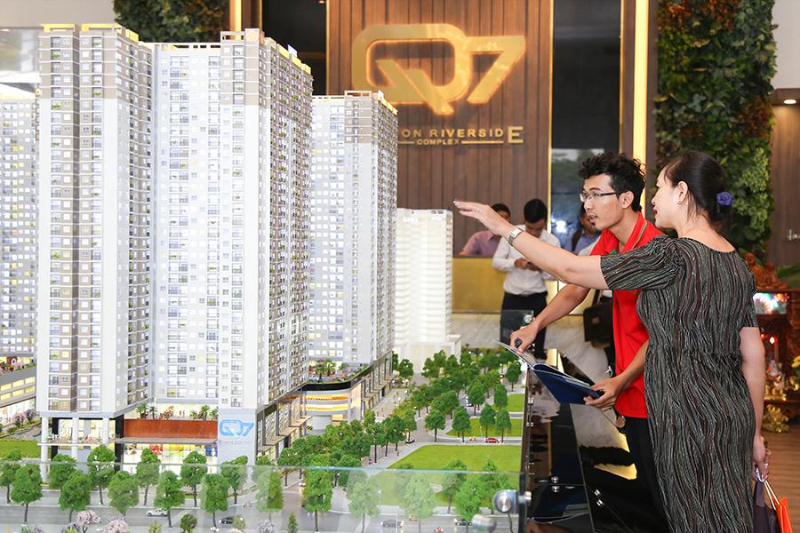 Dự án đất nền Hưng Thịnh, Căn hộ Q7 - Những căn hộ Q7 với mức giá từ 2 tỷ tốt nhất