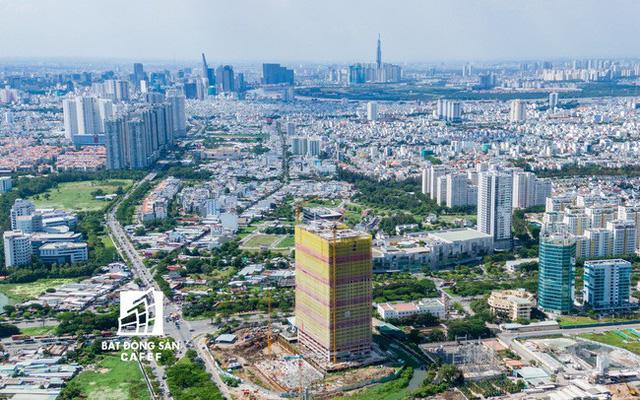 """Dự án đất nền Hưng Thịnh, Căn hộ Q7 - Giá căn hộ khu Nam Sài Gòn đang tăng """"nóng"""", cung không đủ cầu"""